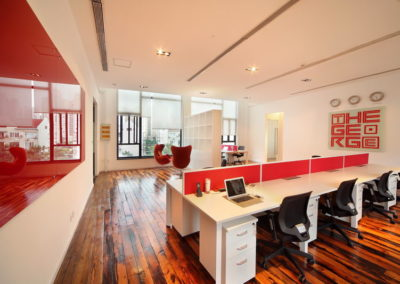 The George Shanghai Office
