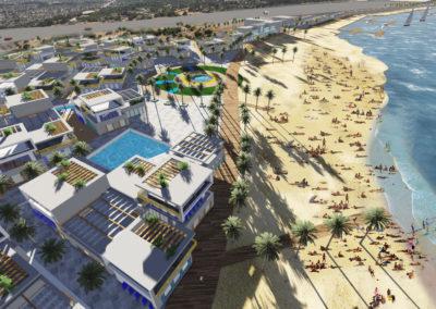 Dubai Fujairah Beach Gardens